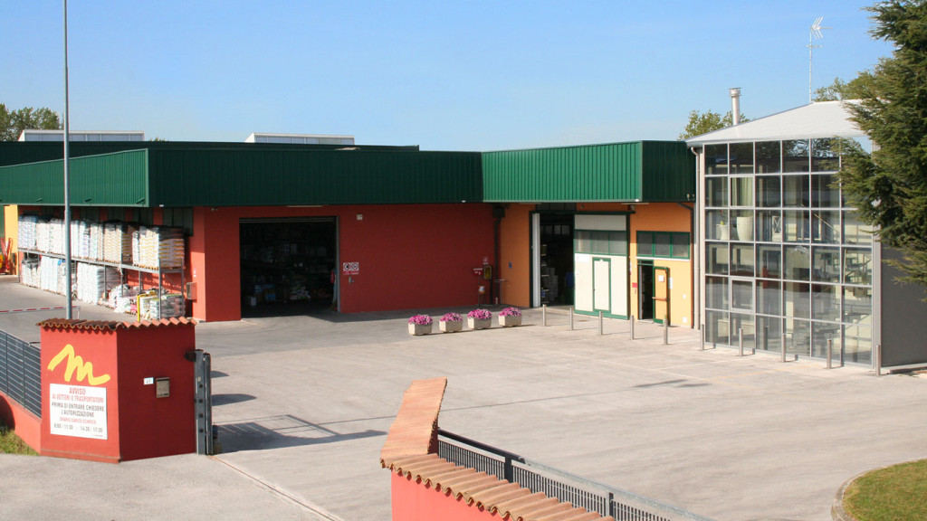 Mecer Rosolina Sede Centrale